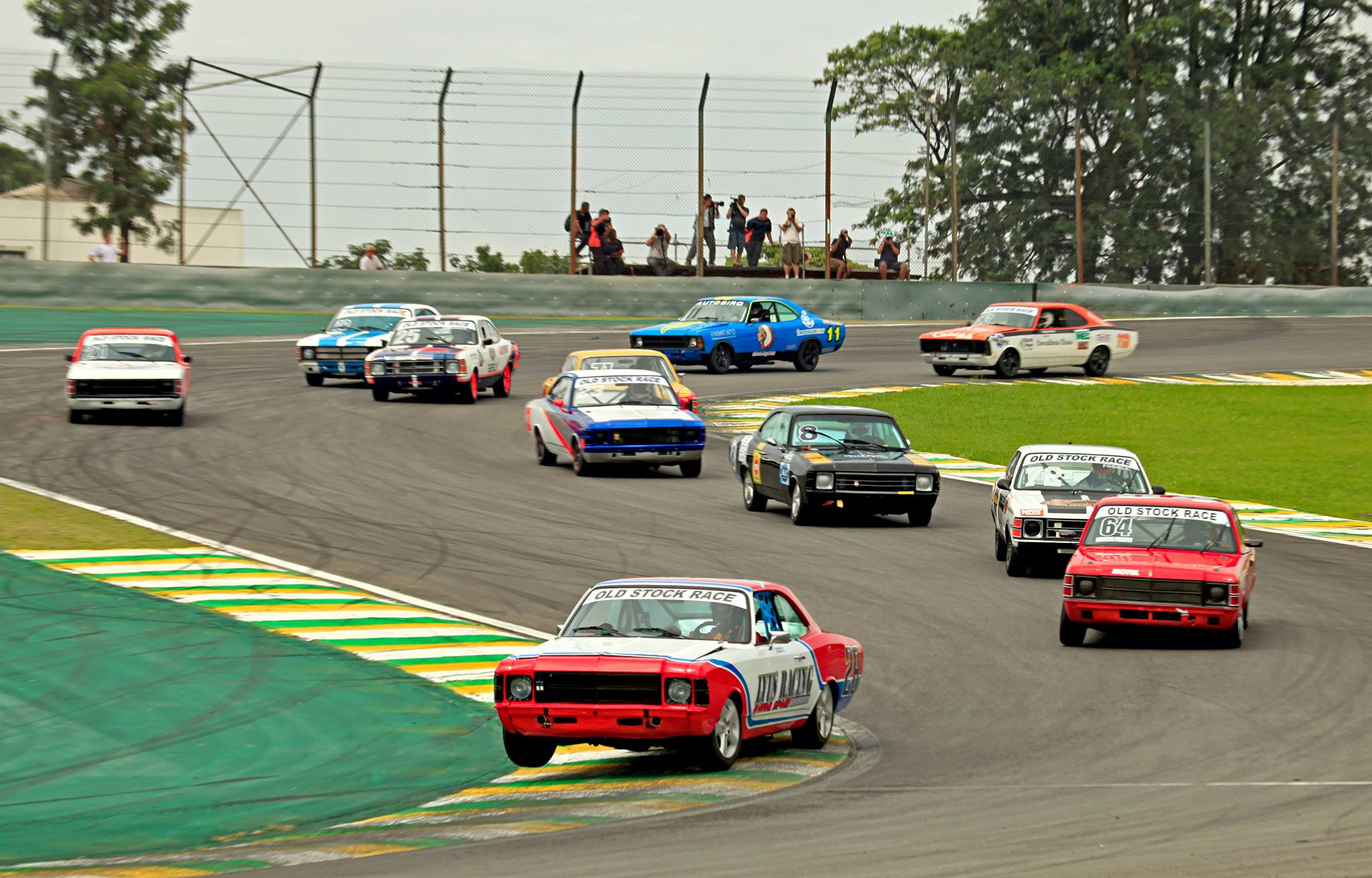 Old Stock Race - Prova Inaugural em Interlagos - 20/12/2015