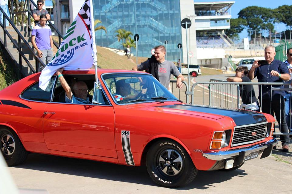Old Stock Race 2016 - Terceira Prova em Interlagos - 15/05/2016 - Desfile de Clubes