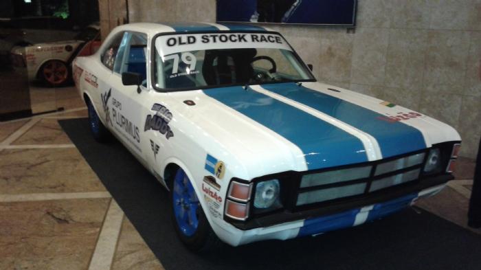 Carro da Old Stock Race