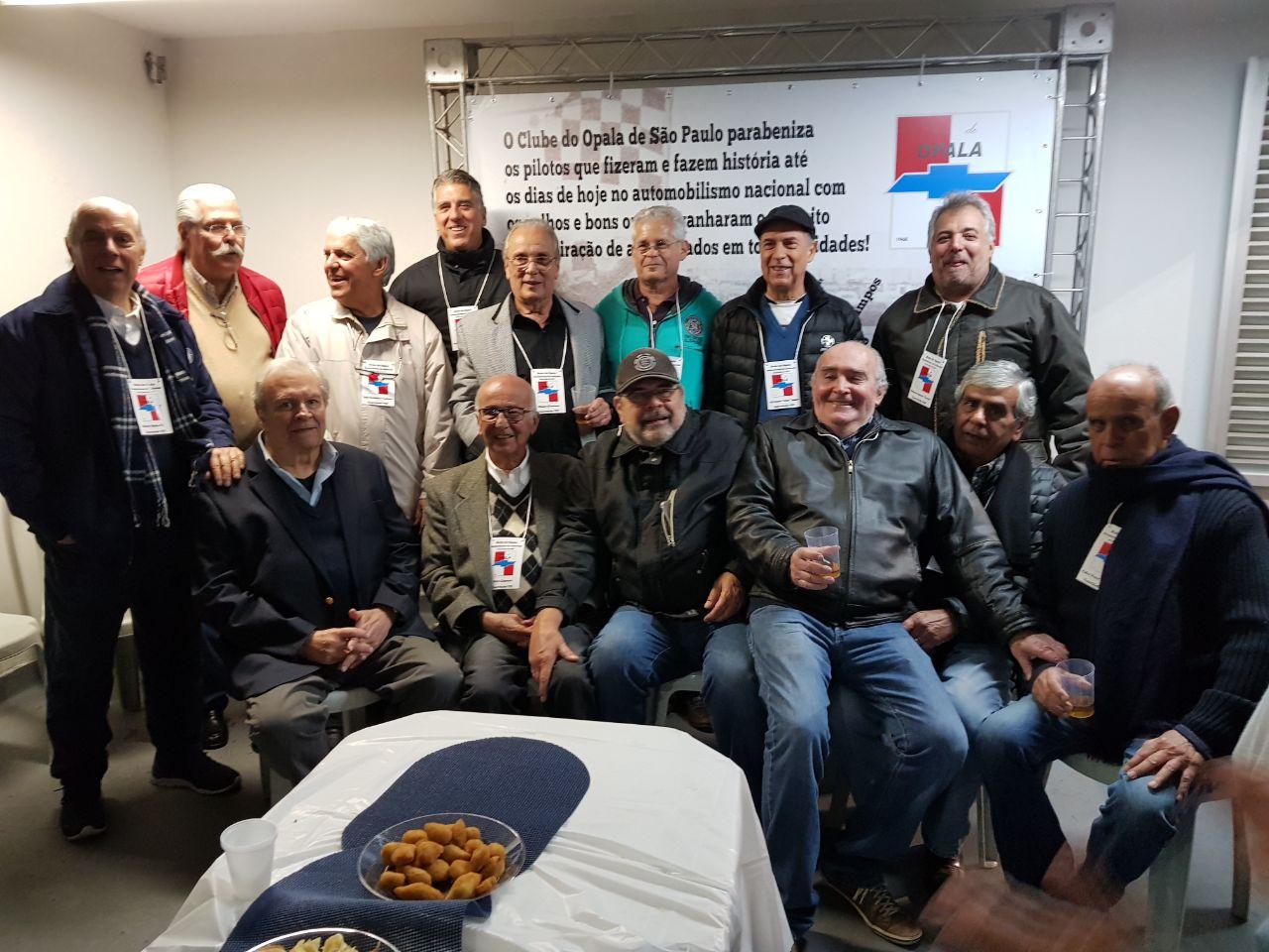 Noite do Opala 2017 - 04 de Julho no Sambódromo do Anhembi - Homenagem aos Pilotos