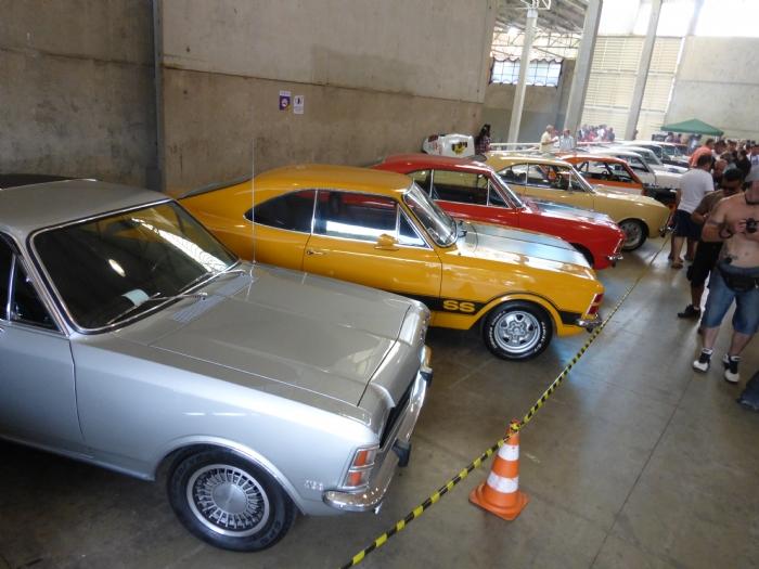 Carros do Clube